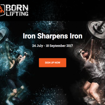 Born Lifting Website