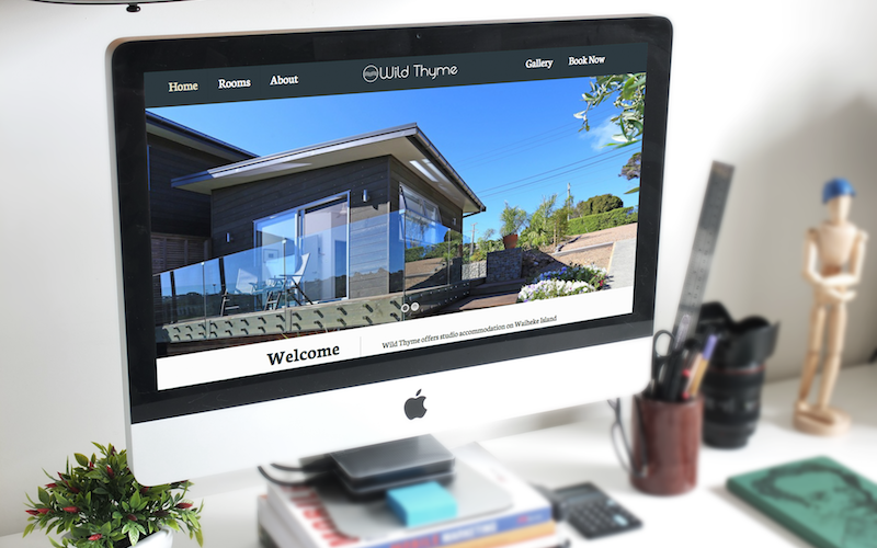 Wild Thyme Website