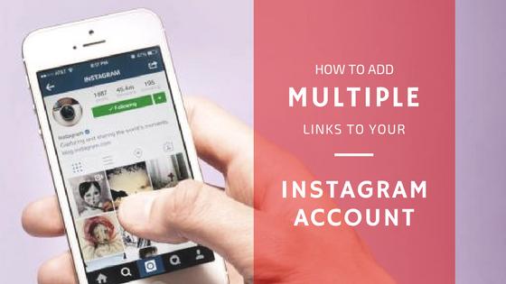 Add Multiple Links