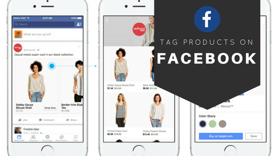 Tag Facebook Products